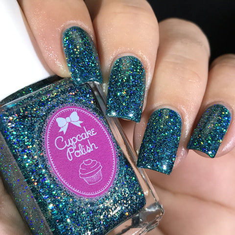 Cupcake Polish - Blue Tourmaline