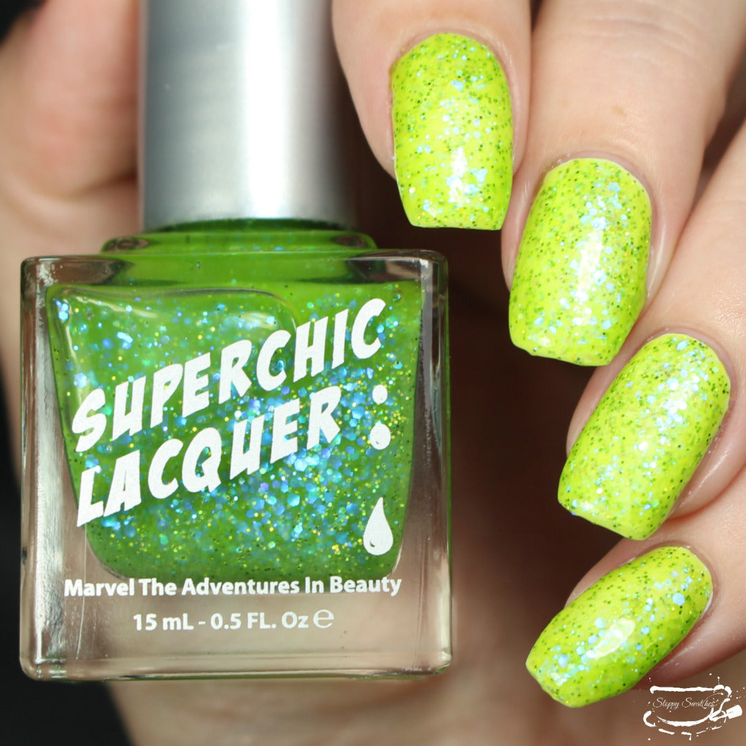 SuperChic Lacquer - Boo