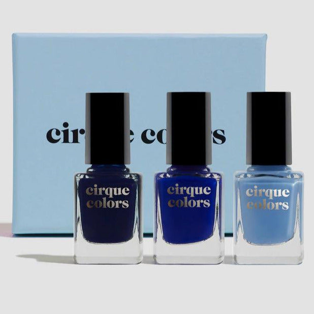 *PRE-SALE* Cirque Colors - Shibori Nail Art Set