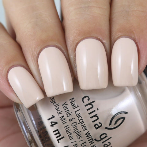 China Glaze - Shades of Nude - Bourgeois Beige