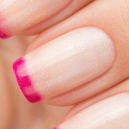 Bow Polish - Conversion - Thermo Top Coat Pink