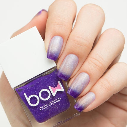 Bow Polish - Conversion - Thermo Top Coat Violet