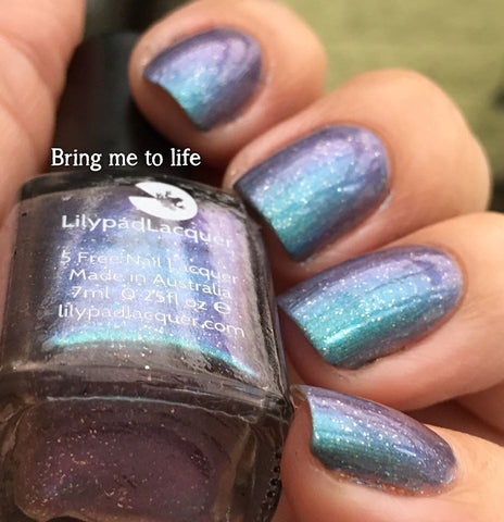 Lilypad Lacquer - Bring Me To Life