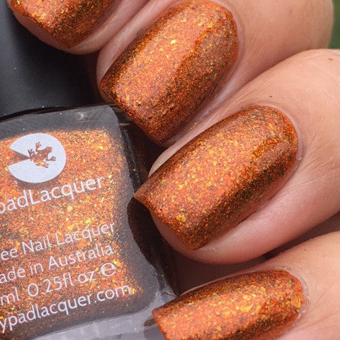 Lilypad Lacquer - Burning Souls (7ml)