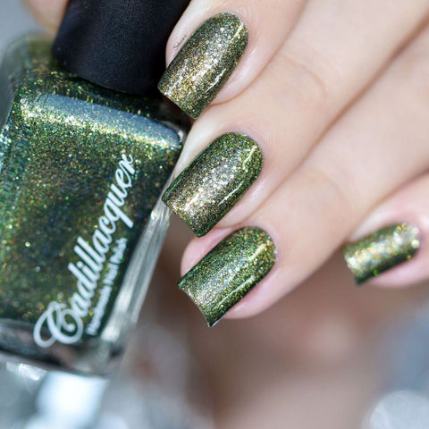 Cadillacquer - Christmas 2017 - Joy