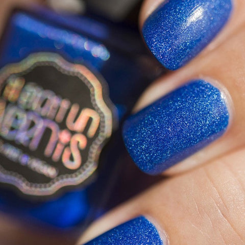 Il etait un vernis - Captain Blue Sky