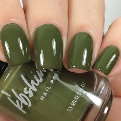 KBShimmer - Thyme On My Hands