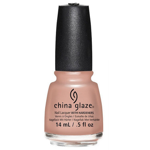 China Glaze - House of Colour - Sorry I'm Latte