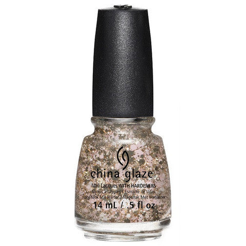 China Glaze - House of Colour - Glitter Me This…
