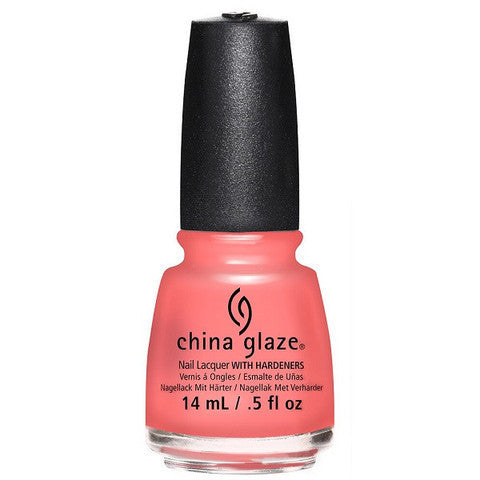 China Glaze - House of Colour - About Layin' Out