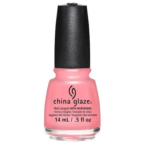 China Glaze - House of Colour - Pink Or Swim