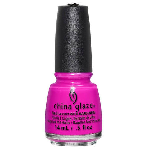 China Glaze - Lite Brites - I'll Pink To That