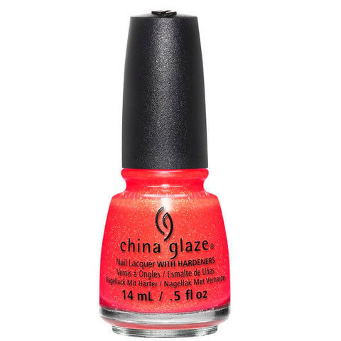 China Glaze - Lite Brites - Papa Don't Peach