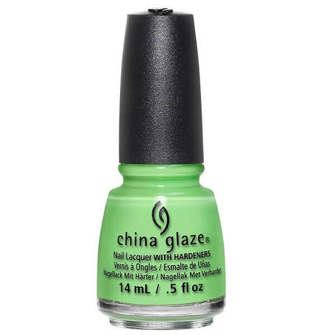 China Glaze - Lite Brites - Lime After Lime