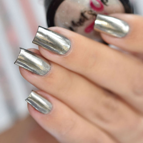 Whats Up Nails - Chrome Powder