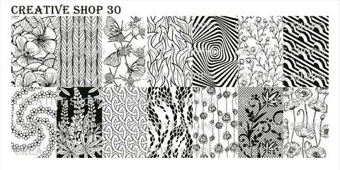 Creative Shop 30 stamping plate
