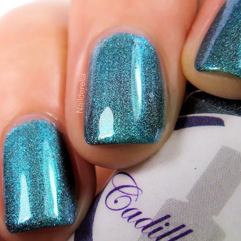 Cadillacquer - Breaking Bad - Crystal
