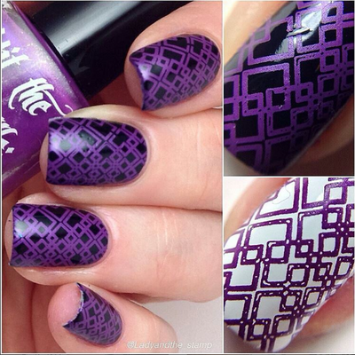 Hit The Bottle stamping polish - Call a Plumber (5ml)