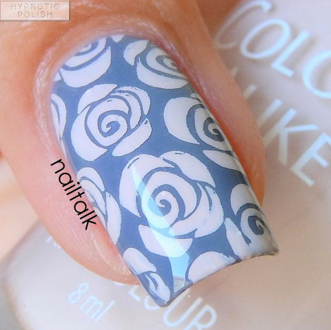 Colour Alike - Stamping Polish - Ice Coffee
