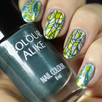 Colour Alike - Stamping Polish - Cashmere Coat