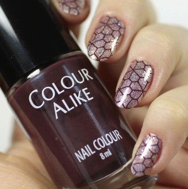 Colour Alike - Stamping Polish - Chestnut