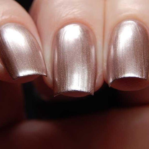 China Glaze - Glam Finale - As Good As It Glitz