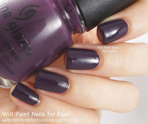 China Glaze - Autumn Nights - Charmed, I'm Sure