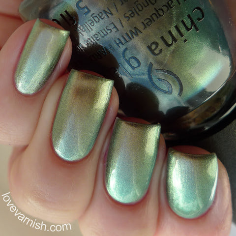 China Glaze - The Great Outdoors - Gone Glamping