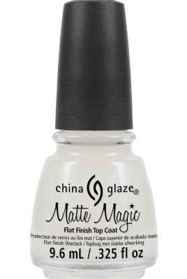 China Glaze - Matte Magic (matte effect top coat)