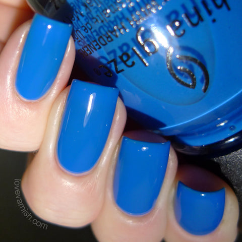 China Glaze - Road Trip - License & Registration Please