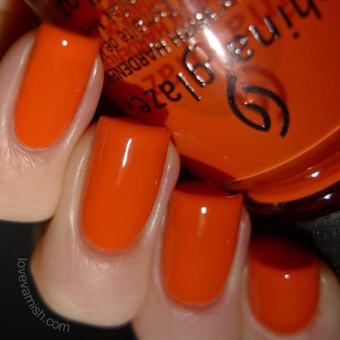 China Glaze - Road Trip - Pop the Trunk
