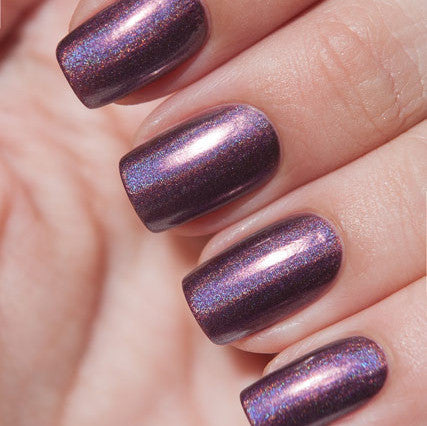 China Glaze - Hologlam - When Stars Collide