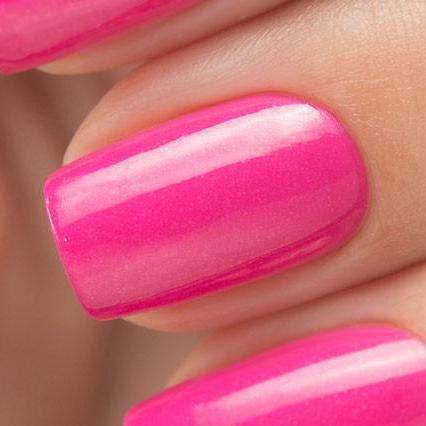 China Glaze - Spring Fling - Kiss My Sherbet Lips