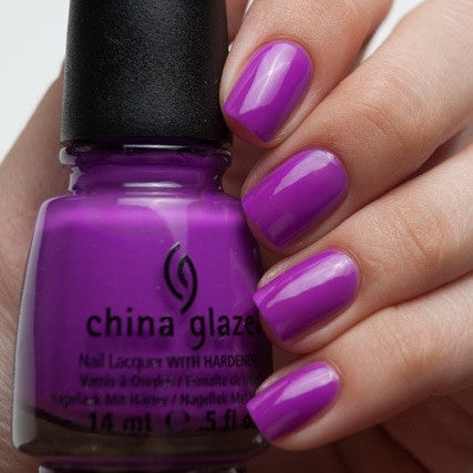 China Glaze - Sunsational - Are You Jelly?