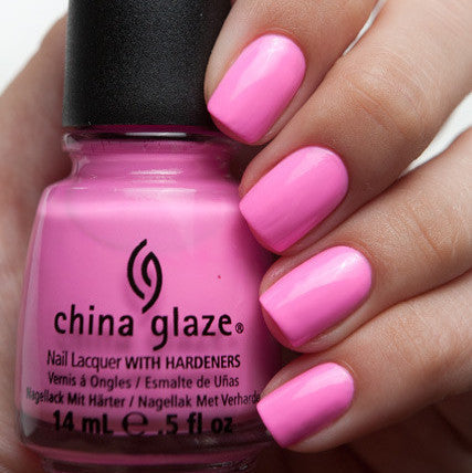 China Glaze - Sunsational - Bottoms Up