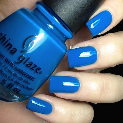 China Glaze - Cirque Du Soleil - Hanging In The Balance