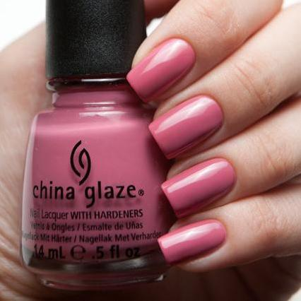 China Glaze - Avant Garden - Life Is Rosy