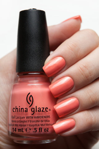 China Glaze - Avant Garden - Mimosas Before Manis