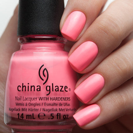 China Glaze - Sunsational - Neon & On & On