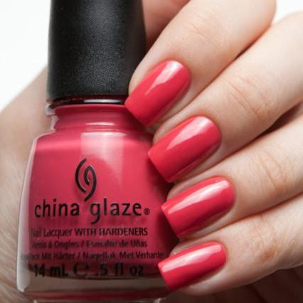 China Glaze - Avant Garden - Passion For Petals