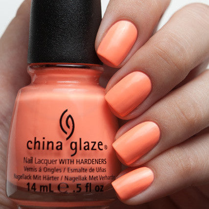 China Glaze - Sunsational - Sun of a Peach