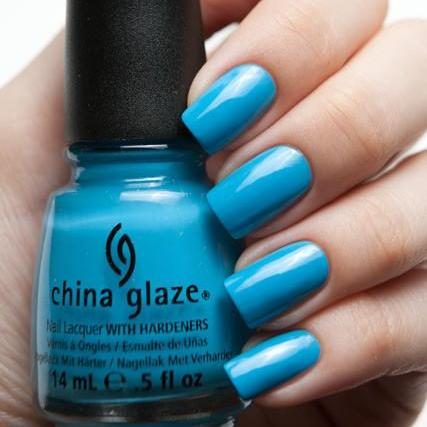 China Glaze - Avant Garden - Sunday Funday