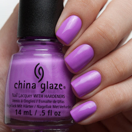China Glaze - Sunsational - That's Shore Bright