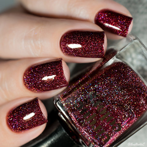 Cirque Colors - Garnet