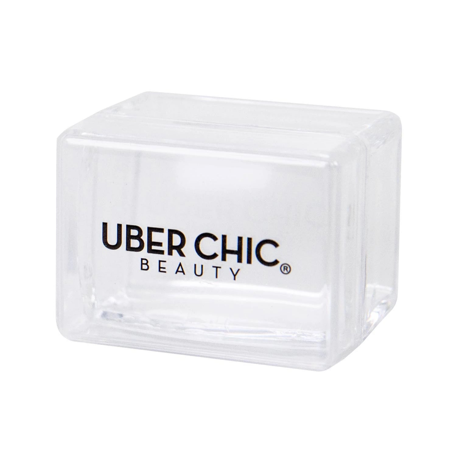 UberChic Clear Short Rectangular Stamper