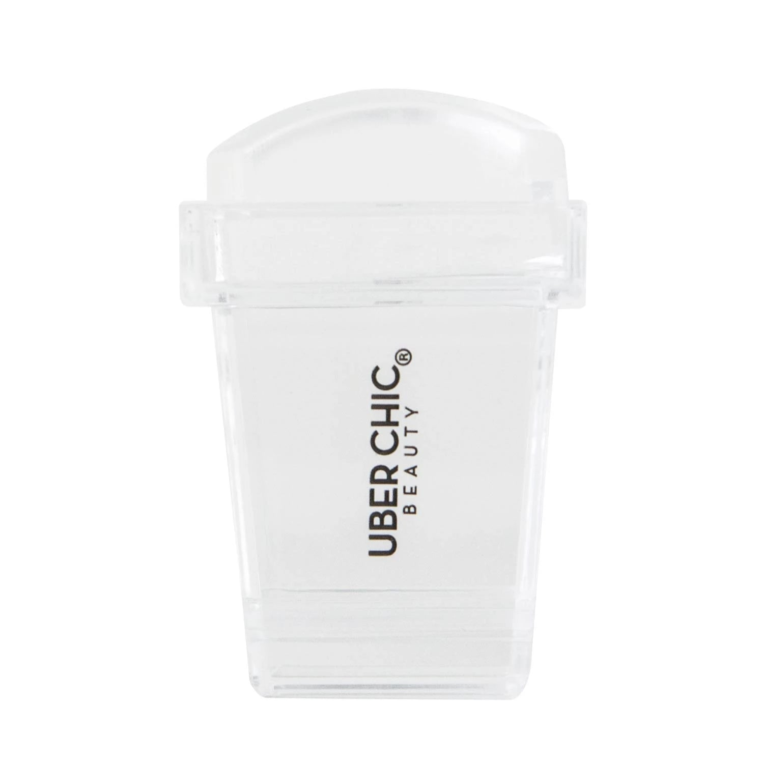 UberChic Clear Tall Rectangular Stamper