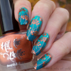Hit The Bottle stamping polish - Copper Haired Girl (9ml)