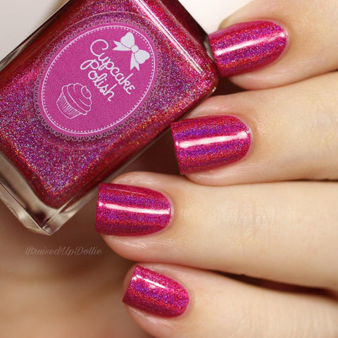 Cupcake Polish - Crazy Mod Love