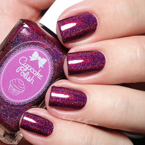 Cupcake Polish - Blood Hound