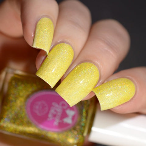Cupcake Polish - Lemon Icing